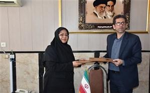 انعقاد تفاهمنامه همکاری بین آموزش و پرورش و اداره کل کتابخانههای استان