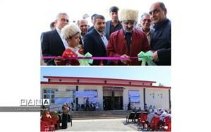 کارگاه صنایع چوب هنرستان شهید رجایی در آققلا افتتاح شد