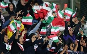 معصومه ابتکار: حضور زنان در ورزشگاهها، اختلافات را کاهش میدهد