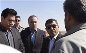 استاندار البرز : مردم نباید از بوی بد و آلودگی های حلقه دره آسیب ببینند