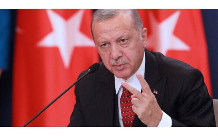 """اردوغان: """"منطقه امن"""" از شرق به مرزهای عراق میرسد"""