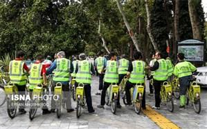 دوچرخهسوارانی که از دوچرخه های شهرداری استفاده می کنند بیمه هستند