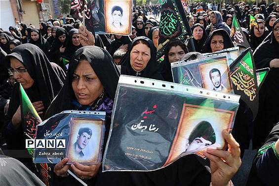 مراسم اربعین حسینی در شیراز