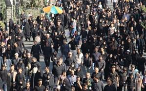 گرامیداشت سالروزاربعین حسینی در شهرری