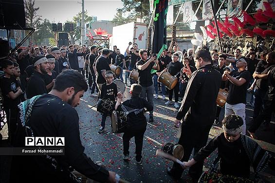 اربعین حسینی در چهاردانگه