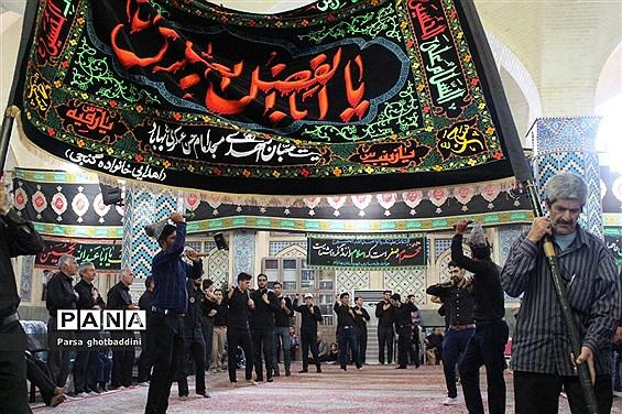 اربعین حسینی در شهرستان بهاباد