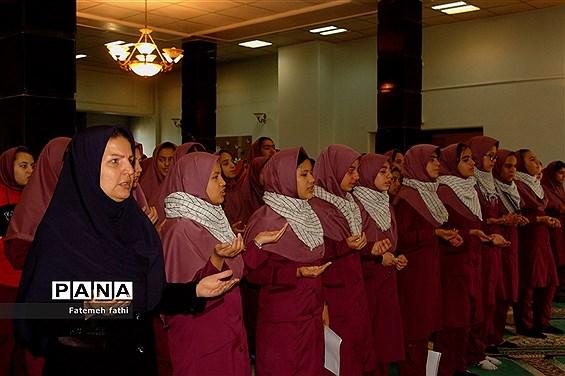برگزاری مراسم سوگواری اربعین حسینی درمدارس  چهاردانگه