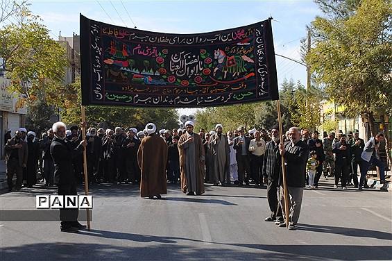 برگزاری مراسم اربعین در شهرستان تایباد