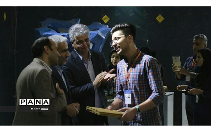 کسب رتبه اول جشنواره علوم وفناوری  نانو توسط دانش آموز بجنوردی