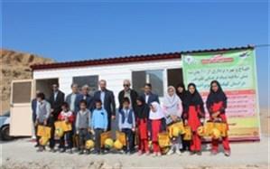بهره برداری از ۱۰ مدرسه پیش ساخته قلم چی در استان کهگیلویه و بویراحمد