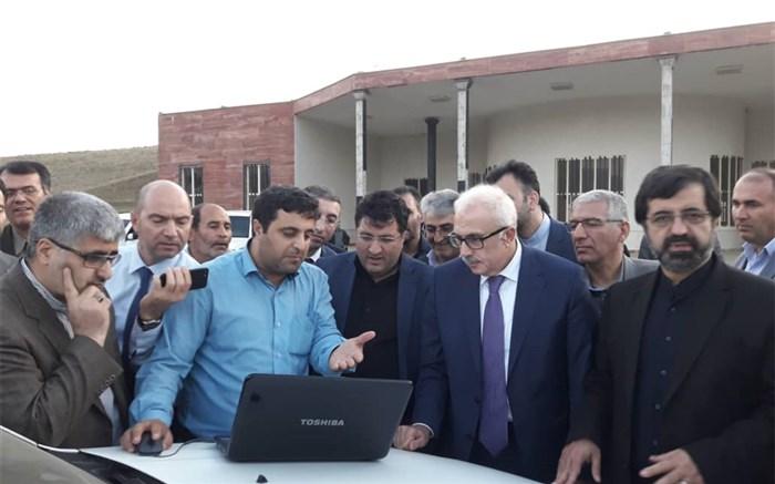 شهرک صنعتی مشترک با جمهوری آذربایجان