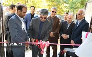افتتاح آموزشگاه ۲ کلاسه در شیروان