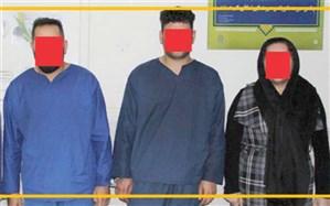ریاست زن شیشهای بر باند زورگیران خشن