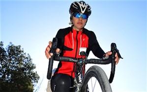بانوی دوچرخهسوار ایران لژیونر شد