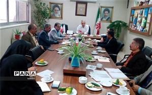 جلسه شورای معاونین منطقه۱۱ برگزاری  شد
