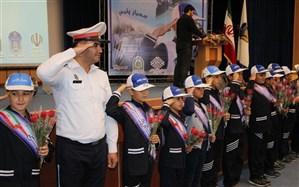 از مشارکت آموزش و پرورش در امر برگزاری همایش طلایه داران ترافیک تقدیر کرد