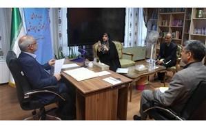 دیدار مردمی وزیر آموزش و پرورش با فرهنگیان