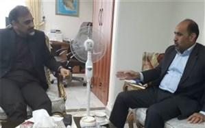 دیدار قائممقام وزیر آموزشوپرورش در امور بینالملل با مدیرکل وزارت امور خارجه