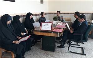 تشکیل ستادبرگزاری انتخابات شورای دانش آموزی درشهر قدس