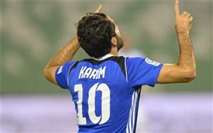 کریم انصاریفرد بهترین بازیکن هفته لیگ ستارگان قطر شد