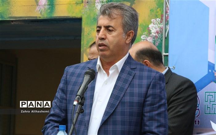 شهریور فرماندار شمیرانات
