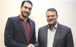 بازگشت علیرضا حقیقی به ایران