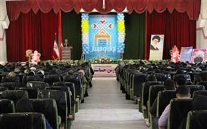 آئین نمادین استانی گرامیداشت هفته پیوند اولیاء و مربیان در ناحیه 2 ارومیه برگزار شد