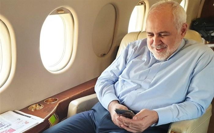 ظریف برای شرکت در نشست جنبش عدم تعهد عازم باکو شد