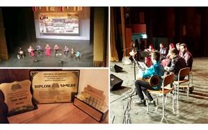 افتخارآفرینی گروه موسیقی «کهن ساز» ایران در کشور ارمنستان