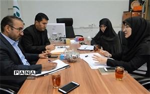 برگزاری اولین جلسه کمیته پایگاه تغذیه سالم در منطقه ۴