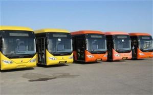 70 دستگاه اتوبوس نو تا پایان سال وارد خطوط شهری کرج میشود