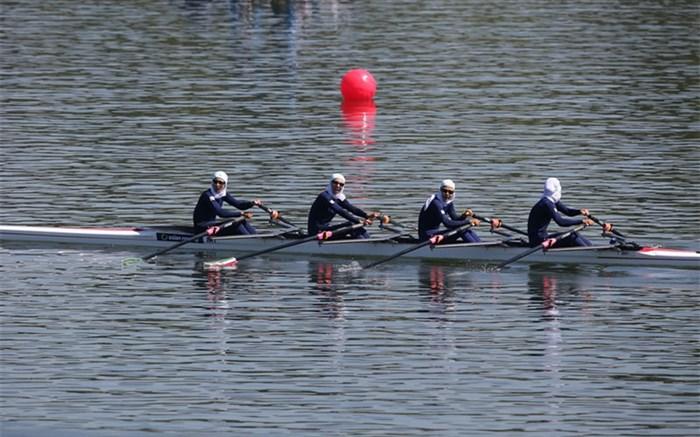 سه ورزشکار گیلانی در مسابقات قایقرانی روئینگ قهرمانی آسیا حضور یافتند