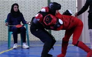 راهیابی بانوان وو شوکار شهرستان ابرکوه به مسابقات کشوری