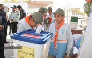 انتخابات شوراهای دانش آموزی در مدارس شهرستان کلات برگزار شد