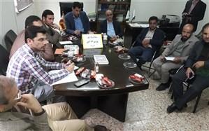 برگزاری شورای برنامه ریزی و هماهنگی مراسم سیزده آبان درشهرری
