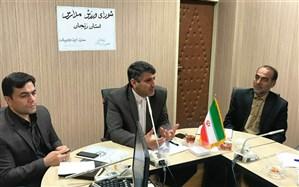 شان شورای ورزش مدارس استان برنامه ریزی، جهت دهی و گفتمان سازی است