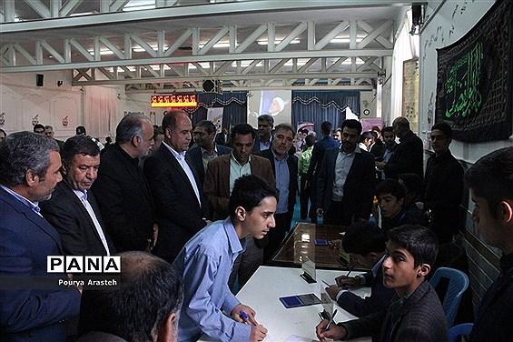 بیست و دومین انتخابات شورای دانشآموزی درآموزشگاه شهید بهشتی بیرجند