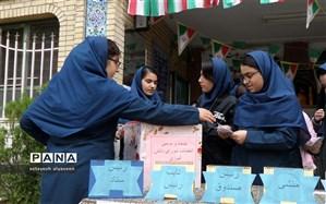 انتخابات شورای دانش آموزی دبیرستان راه زینب(س)