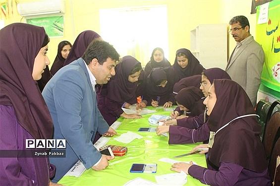 بازدید از بیست و دومین دوره انتخابات شوراهای دانشآموزی مدارس بوشهر