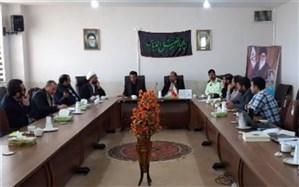 اولین جلسه هماهنگی راهپیمایی 13 آبان در آموزش و پرورش نطنز برگزار گردید.