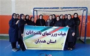 مسابقه طناب زنی هیئت ورزش های ناشنوایان استان همدان