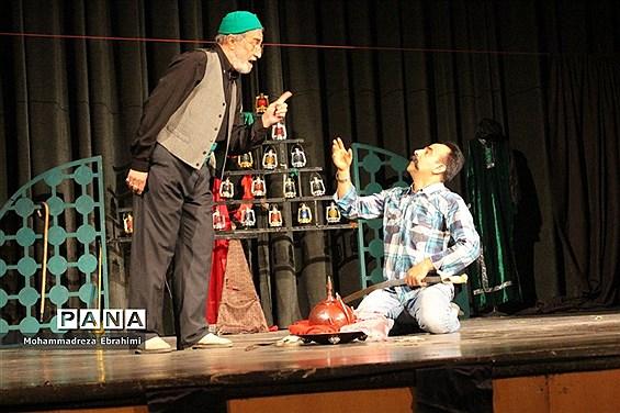 برگزاری جشنواره تئاتر عاشورائیان در همدان