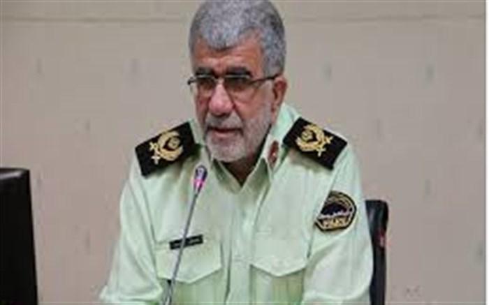 مدیر کل نیروی انتظامی فارس