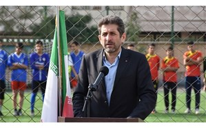 افتتاح ۳ قطعه زمین چمن مصنوعی در مدارس استان