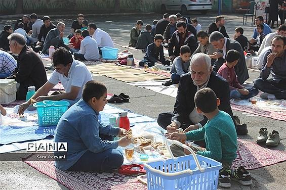 مراسم متمرکز قطبی گرامیداشت هفته پیوند و روز ملی خانواده در اسلامشهر