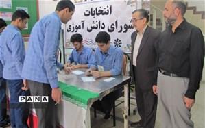 اعضای شورای دانش آموزی  دبیرستان شهید صدوقی (دوره دوم) انتخاب شدند