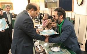 دیدار فرهنگیان نابینا وکم بینای استان یزدبامدیرکل آموزش و پرورش