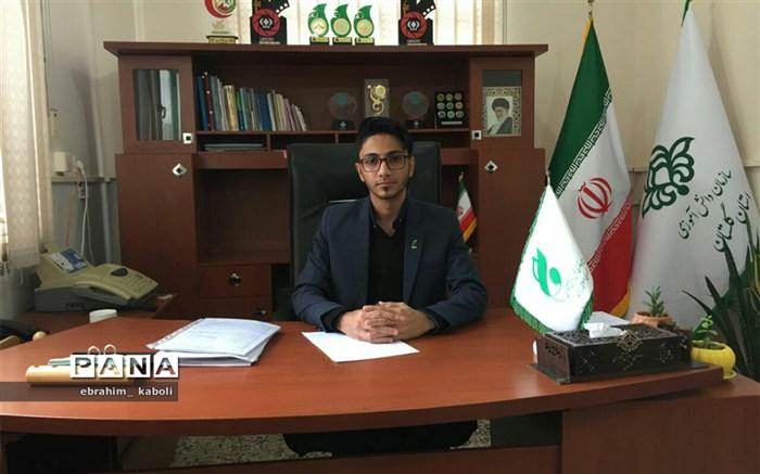 بیانیه نماینده مجلس دانش آموزی کشور از گلستان در انتخابات شورای دانش آموزی