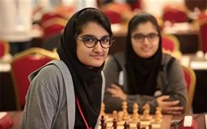 دختر شطرنجباز ایرانی نایب قهرمان جهان شد