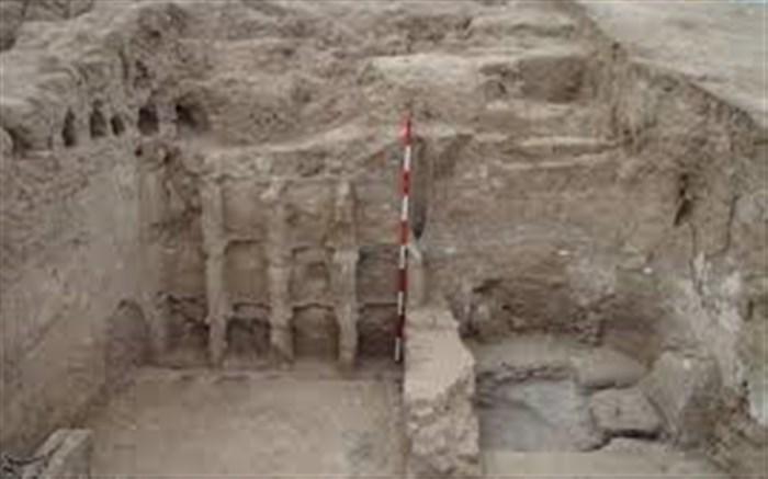 یک گور باستانی و بقایای فرهنگی در املش کشف شد
